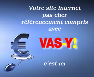 site internet pas cher