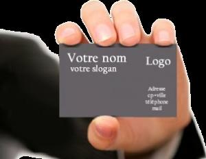 carte de visite pas chere