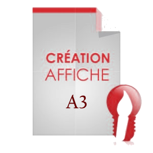 creation affiche pas chere