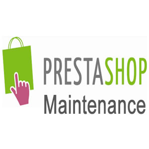 maintenance Prestashop